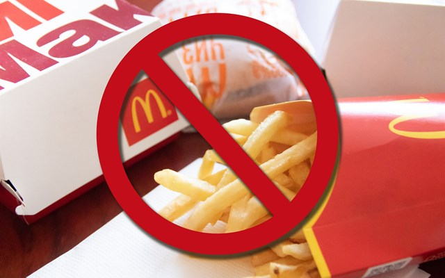 9. You won't find a McDonald's in Iceland